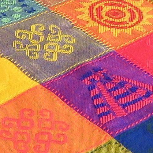 Maya-Tischtücher aus Mexiko