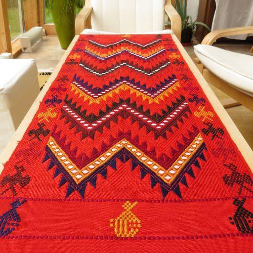 Maya-Tischläufer
