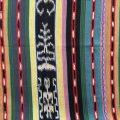 Natur-Mayadecke türkis-bunt