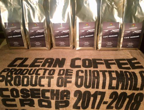 Gukumatz Café Pedrano – frische Röstung eingetroffen!