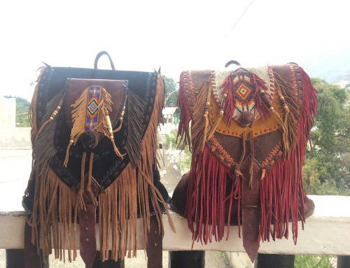 Indianer-Rucksäcke demnächst wieder erhältlich!