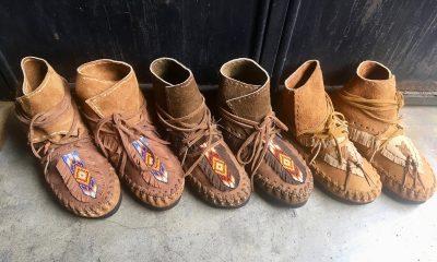 Indianerschuhe