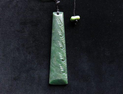 Abverkauf anlässlich Sortiment-Änderung bei der Neuseeland-Jade
