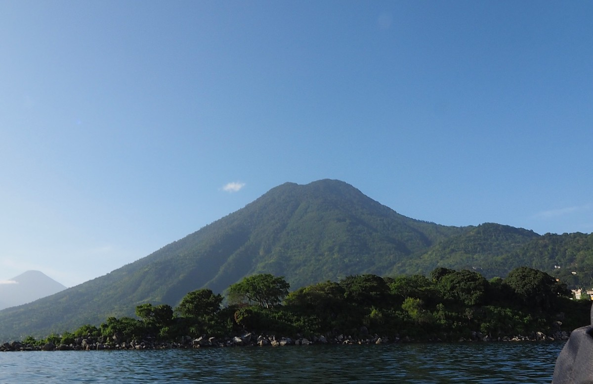 ...und den Vulkanen